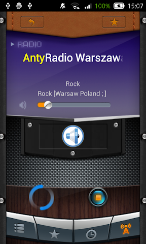 android Radio Poland Screenshot 4