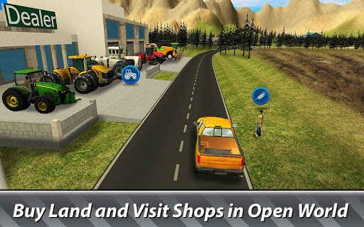 ud83dude9c Farm Simulator: Hay Tycoon grow and sell crops apkpoly screenshots 2