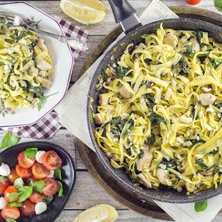 Chicken Feta Cheese Pasta Recipes.