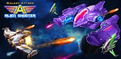 Galaxy Attack: Alien Shooter Juegos (apk) descarga gratuita para Android/PC/Windows screenshot