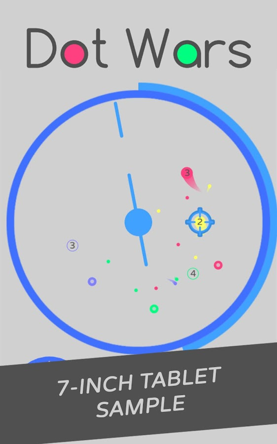 Dot Wars- screenshot