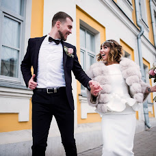 Wedding photographer Veronika Kholod (KholodVeronika). Photo of 02.04.2018