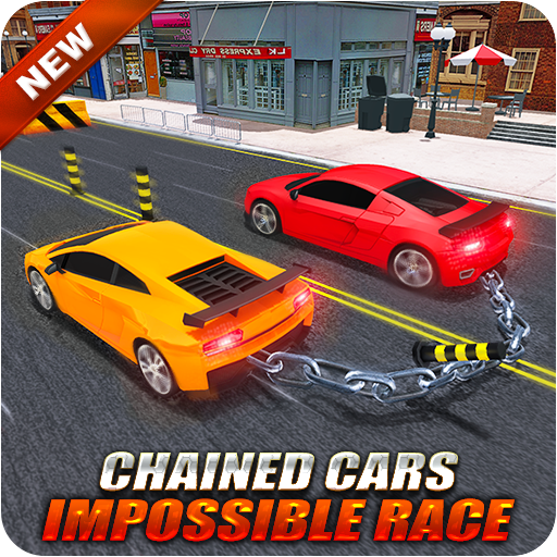 Chained Cars Impossible Tracks Racing Simulator (game)