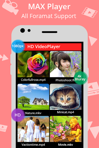 MAX Player 1.2 screenshots 1