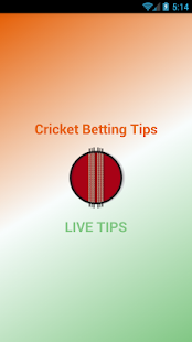 Cricket Betting Tips - náhled
