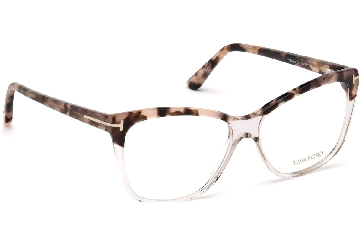 17b09d3143 Buy Tom Ford FT5512 C54 074 (pink /other / ) Frames | Blickers