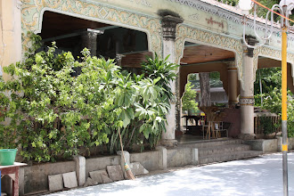Photo: Year 2 Day 55 - Temple at Shwekyimyin Paya