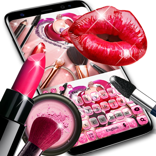 Makeup Live Keyboard Android APK Download Free By HD Wallpaper Themes