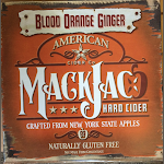Mackjac Hard Cider Blood Orange Ginger