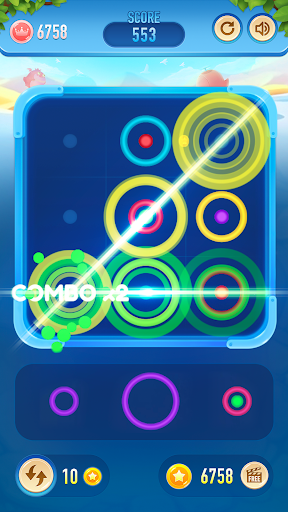 Crazy Color Rings android2mod screenshots 4
