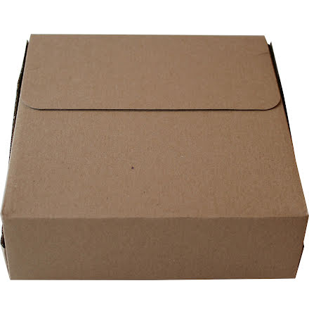 Postlåda Peel&Seal 186x186x58