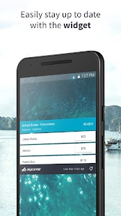 Skyscanner - Cheap Flights, Hotels and Car Rental Screenshot