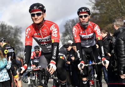 André Greipel is kopman voor Lotto-Soudal in Ronde van Duinkerke