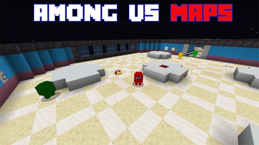 Maps Among us for Minecraft screenshot 2