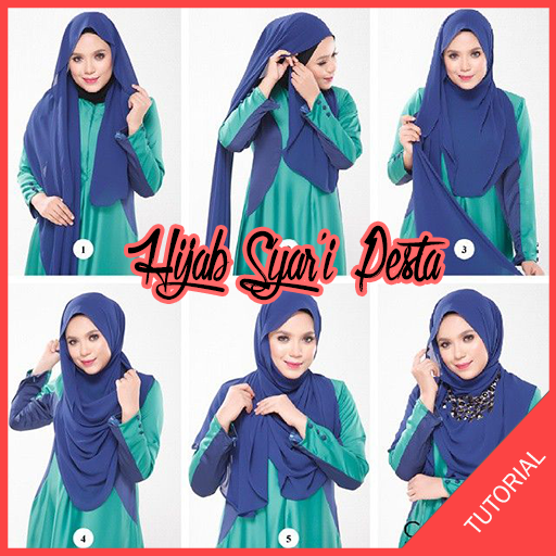 Tutorial Hijab Syar I Pesta 2017 Android Apps Appagg