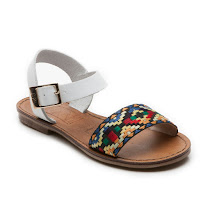 Step2wo Peru - Embroidered Sandal SANDAL