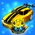 Merge Muscle Car: Classic American Muscle Merger apk