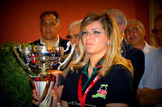 Photo: Coppa al Comune di Turi che ha ospitato l'8^ sagra nazionale delle città delle Ciliegie