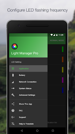 Screenshot for Light Manager Pro - LED Settings in United States Play Store