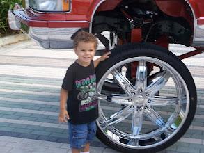 Photo: Big Wheels