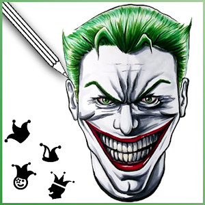 How to Draw Joker - Android Apps on Google Play