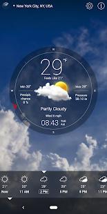 App Weather Live APK for Windows Phone