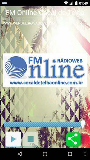 FM Online Cocal de Telha