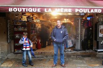 Photo: La Famille Dumesnil au Mont Saint Michel
