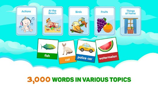 Monkey Junior: Learn to read English, Spanish&more 5
