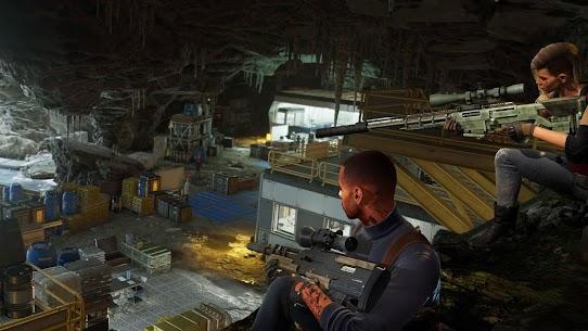 Critical Sniper Shooting Apk Mod (Dinheiro Infinito) 3