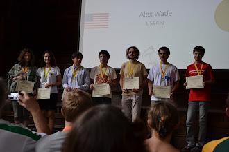 Photo: Zlatí medailisté