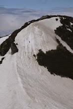 Photo: ものすごい急登
