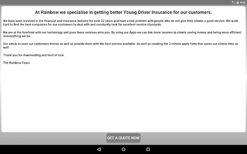 Young Driver Insurance UK- screenshot thumbnail