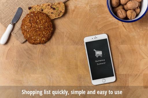 Shopping Scan Lista de compra