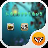 Wonderland - Launcher Theme