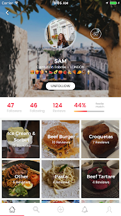 Eaten - Find the best food - náhled