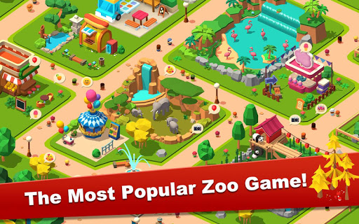 Zoo Mania: Mahjong Solitaire Puzzle  screenshots 21