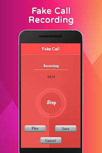 Fake Caller App Download For Android 4