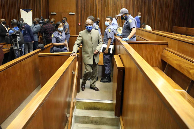 Former crime intelligence boss Richard Mdluli wants the SAPS to pay for his legal costs.