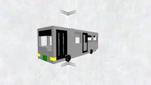 日本のバス    塗装キット