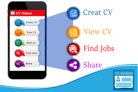 easy cv maker pro resume maker for fresher jobs screenshot thumbnail