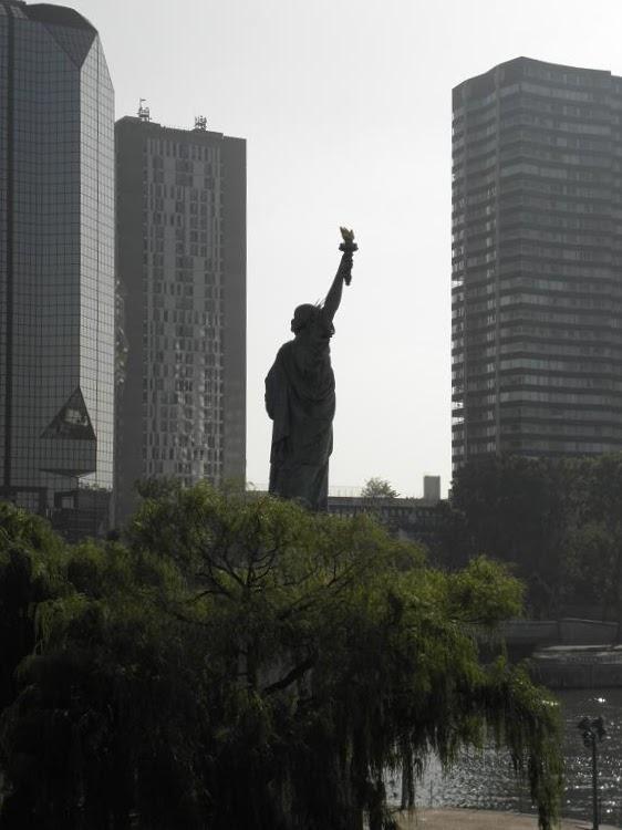 Paris - Freiheits-Statue