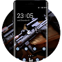 War weapon theme assault carbine m4 gun wallpaper APK icon