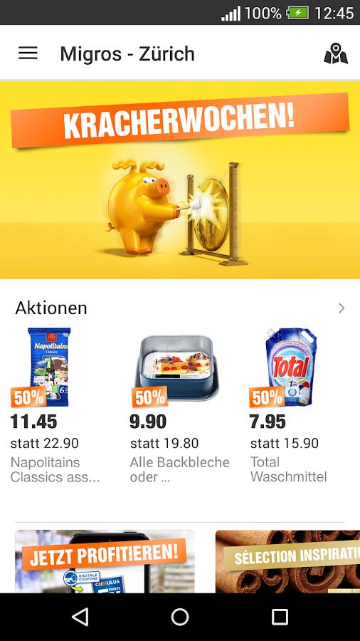 app sparen einkaufen