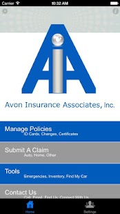 Avon Insurance Associates- screenshot thumbnail