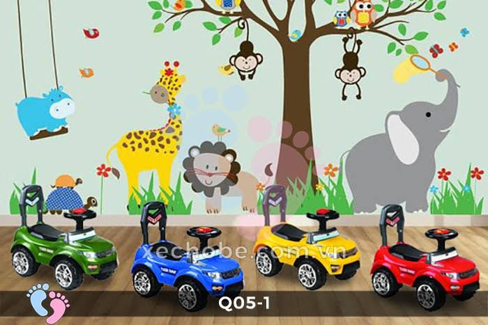 Xe chòi chân ô tô Broller Q05-1 7