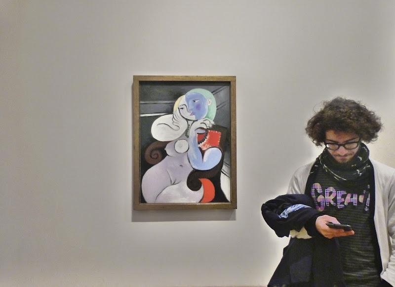 Picasso non distrae. di TzukiMidori