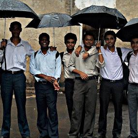F.R.I.N.D.S by Pratik Nandy - People Group/Corporate