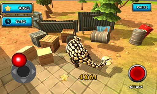 Dinosaur Simulator: Dino World  screenshots 7