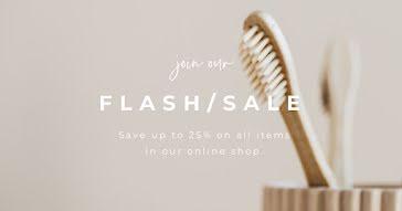 Online Shop Sale - Facebook Event Cover template